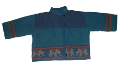 Childs Organic Cotton Jacket